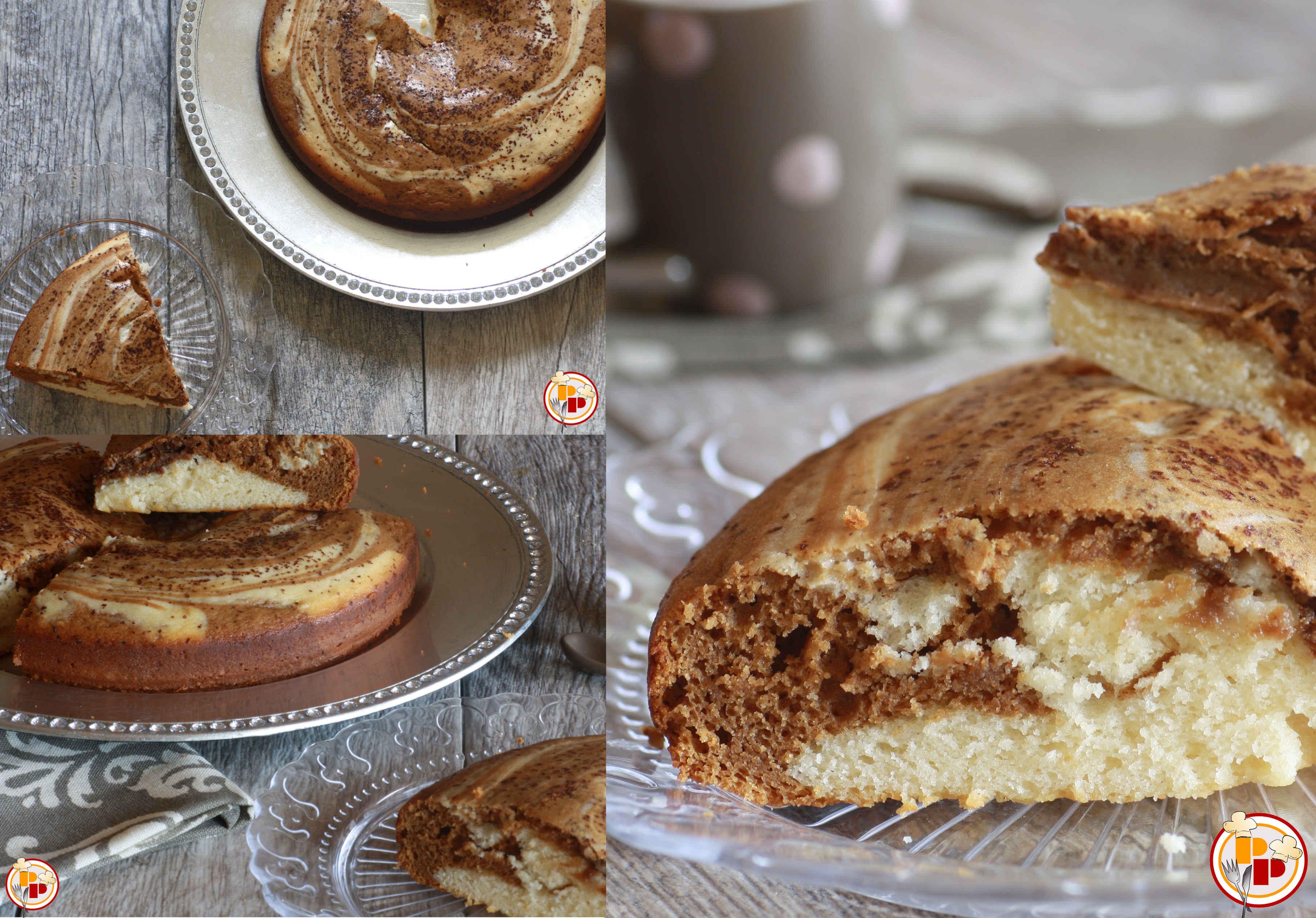 Torta Caffellatte Senza Uova