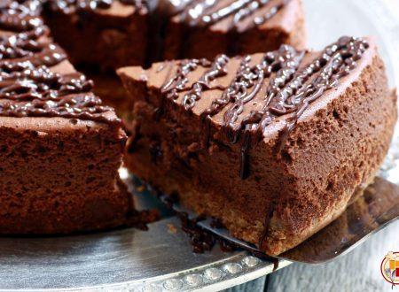 Cheesecake al Cioccolato al Latte – Ricetta di Cook's Illustrated