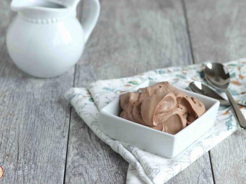Crema al Mascarpone e Cacao con Succo di Arancia