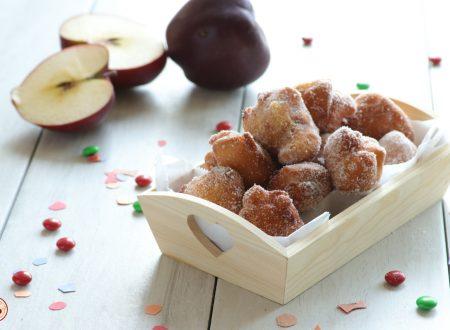 Frittelle di Mele – dolce di Carnevale
