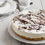 Torta Fredda allo Yogurt e Nutella