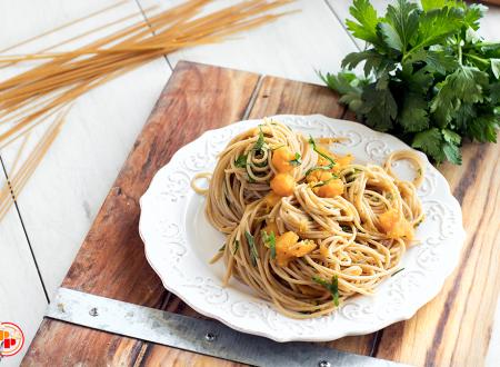 Spaghetti Integrali alla Zucca
