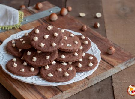 Frollini alle Nocciole e Cioccolato