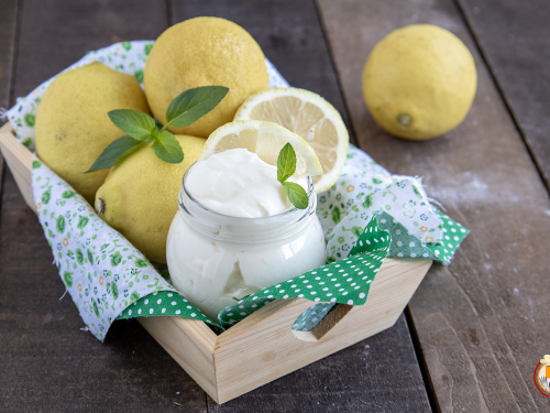 Crema alla Panna e Limone
