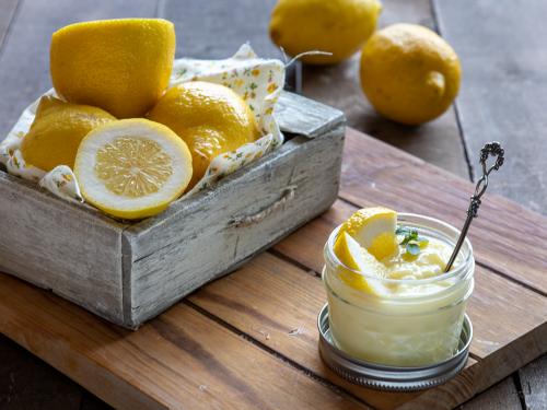 Budino al Limone