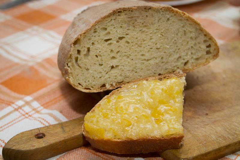 marmellata limone e scorzette