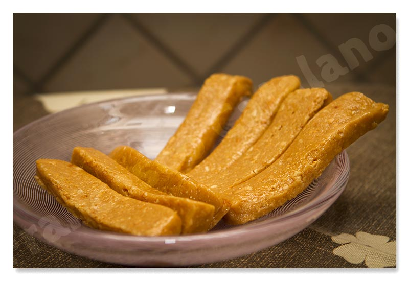 Mantecol - dolce tipico argentino