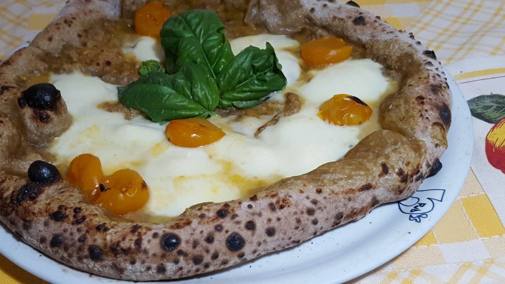 Pizza Multicereali con Li.Co.Li. - 24 ore