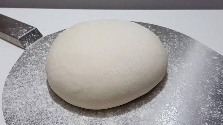 Pizza Napoletana con Li.Co.Li. - 24 ore