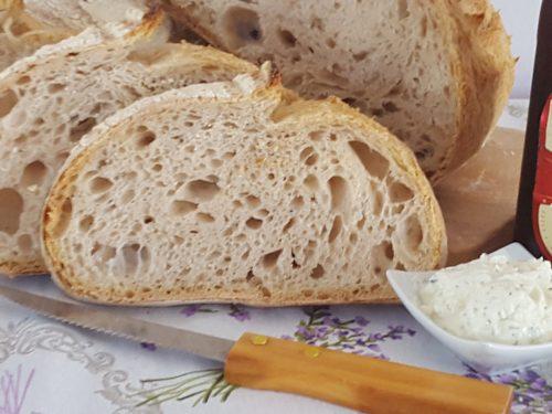Pane misto farro – con li.co.li. di segale
