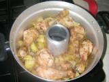 Pollo con le patate