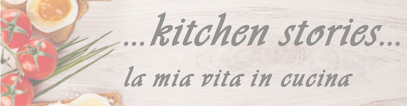 …kitchen stories…