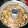 Pollo con le patate con Fornetto Versilia
