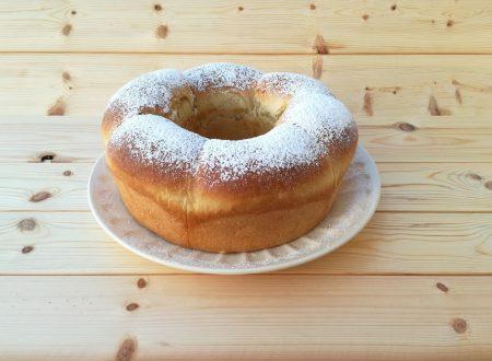 Pan brioche soffice allo yogurt con lievito madre.