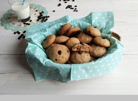 Biscotti ciocco-caffè.