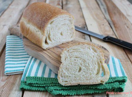 Pan bauletto con o senza Bimby