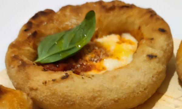 Pizza Montanara Fritta e al forno (ricetta originale)