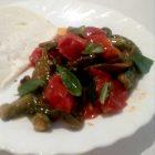 Peperoncini Verdi - friggitelli Con Pomodoro