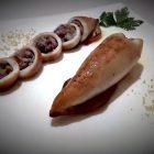 Calamaro Ripieno alla napoletana