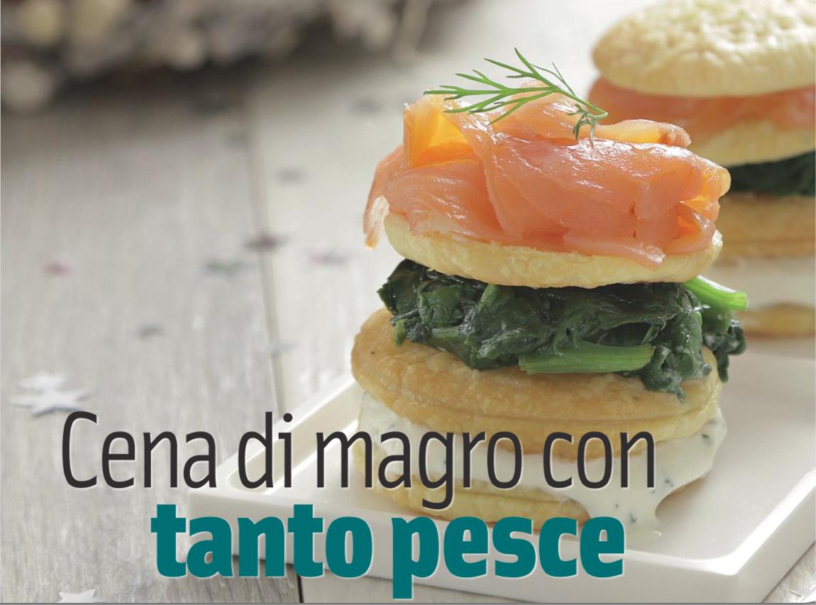 ricetta Timballo di salmone affumicato con spinaci e ricotta