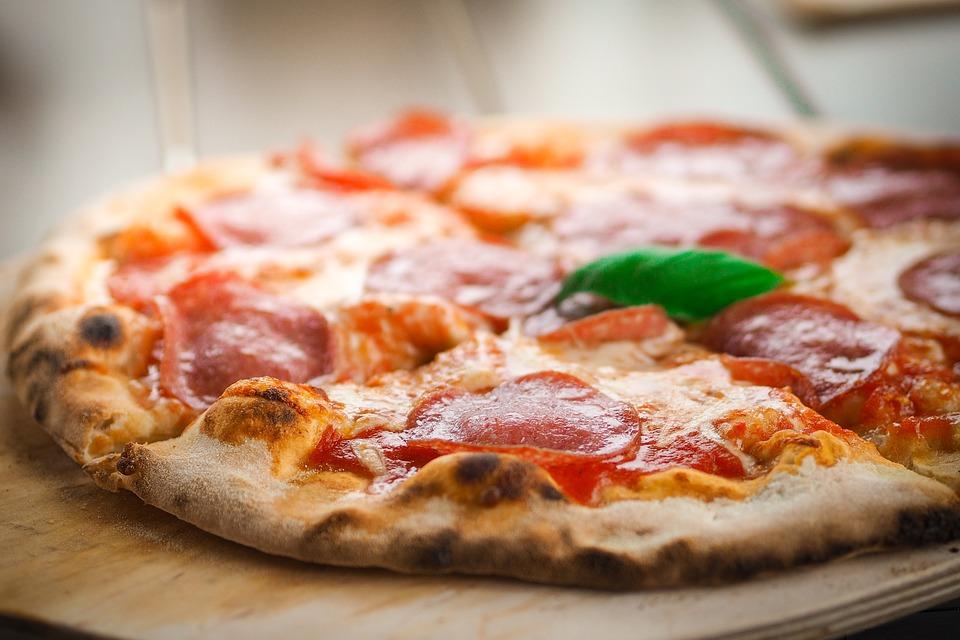 pizza in casa, come fare