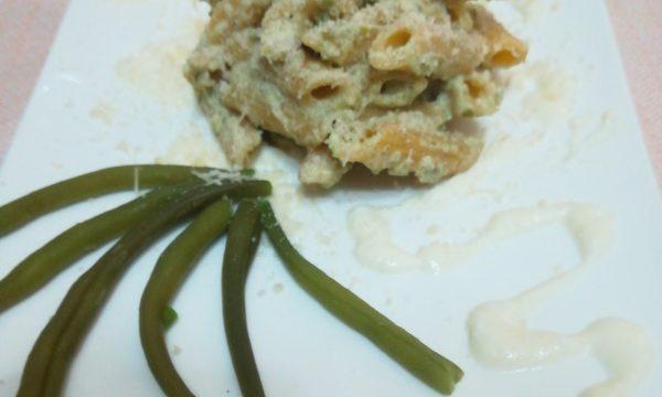 Pasta con fagiolini