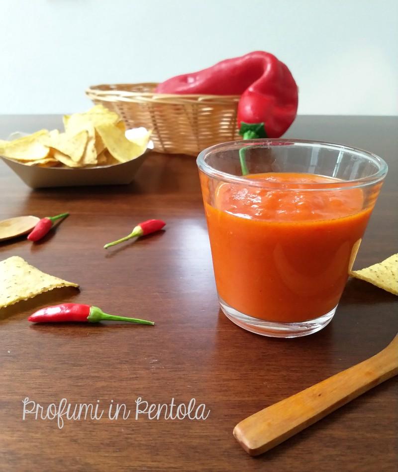 salsa messicana