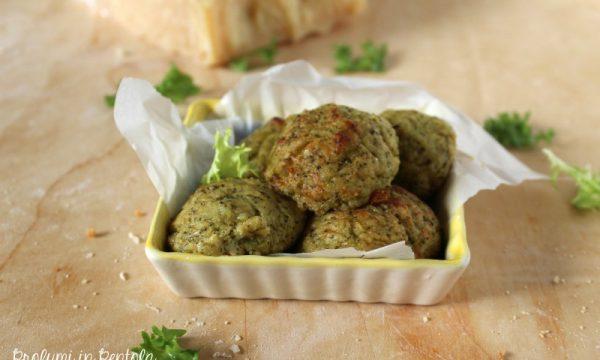 Polpette di Patate e Broccoli