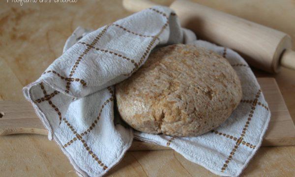 Pasta Brisè di Farina Integrale senza Burro