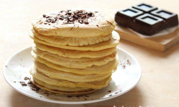Pancake Senza Latticini
