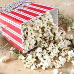 popcorn al rosmarino