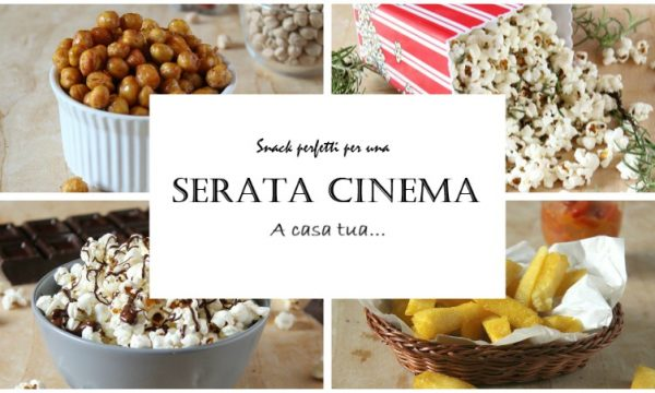 Serata Cinema a Casa Tua