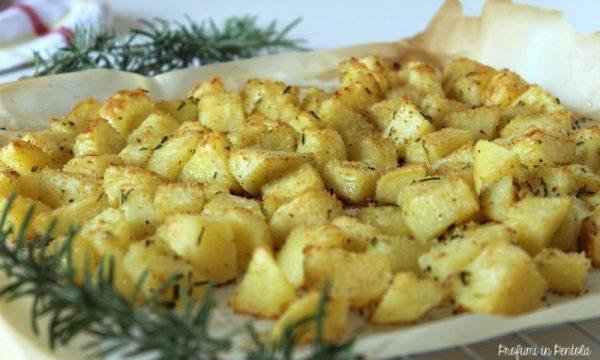 Patate Sabbiose Aromatizzate