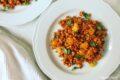 Farro con Pesto di Pomodori secchi