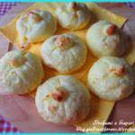 PATATE BRIOCHE FILANTI (con prosciutto e formaggio)