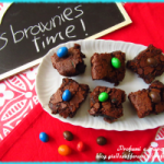 M&M'S BROWNIES