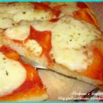 PIZZA SENZA GLUTINE SOFFICISSIMA E LEGGERA