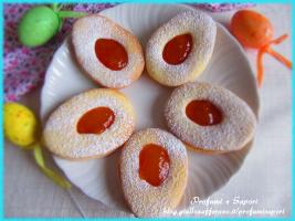 biscotti di pasqua alla marmellata (senza glutine)