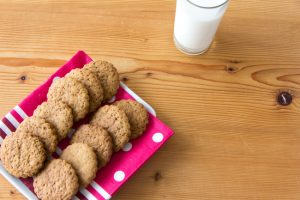 Biscotti secchi con orzo
