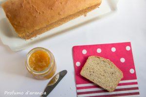 Pan bauletto con farina di tipo 1 e semi di lino