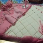 torta dei 19 anni della mia ballerina