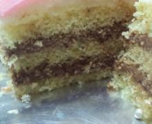 pds [bimby]-crema mascarpone panna e nutella -della torta dei 19 anni