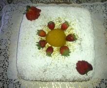 torta della suocera a cucchiai