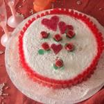 """torta """"valentin……love"""" col bimby"""