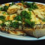 pesce spada alla griglia con salmorigano alla siciliana