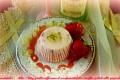 muffin gelati allo yogurth con le fragoline