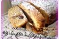 plum cake da colazione soffice saporito e veloce con mirtilli e scaglie di cioccolato