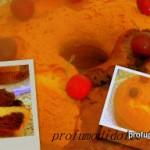 ciambellone abbraccio con ciliegie ricetta dolce
