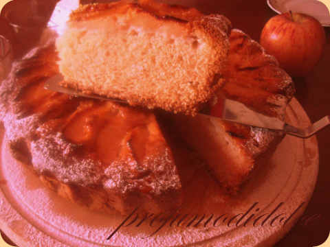 torta della nonna con le mele ricetta facile autunnale
