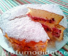 torta fragoletta semplice col bimby